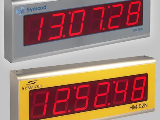 HM-02N Digital Clock
