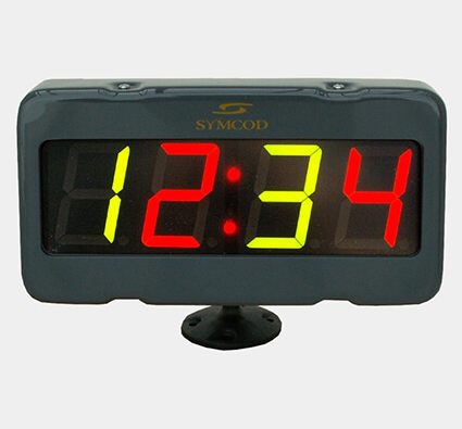 Symcod Vision digital clock / display