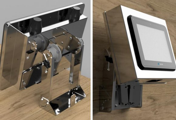 New adjustable stainless steel stand